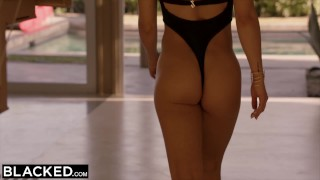 Preview 1 of BLACKED Nicole Aniston Cant Get Enough BBC