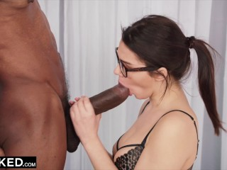 Breeders interracial wife