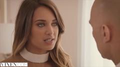 VIXEN IG Model Seduces Her Designer