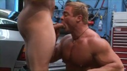 Dirty Muscle - Scene 3 - Robert Van Damme Prod.