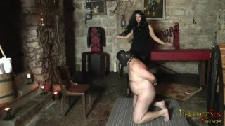 At the Mercy of Mistress Pandora - Female Domination from Czech Dominatrix porno