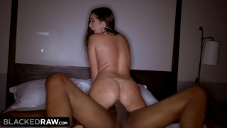 Squirts black wife inch monster cock blackedraw with latina dick doggystyle