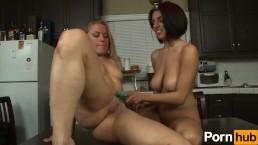 Darcie Dolce The Lesbian Landlord - Scene 3