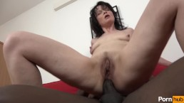 Mommy Banged A Black Man 02 - Scene 1