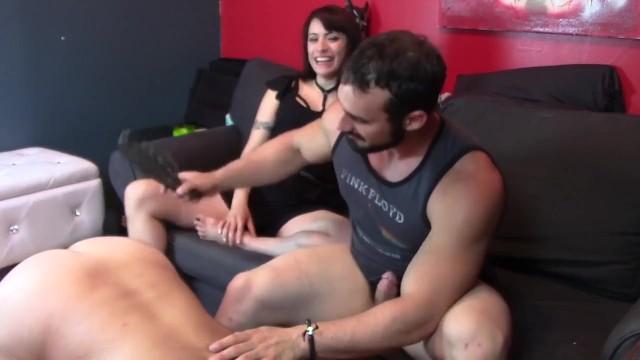 Solo Male Edging Orgasm