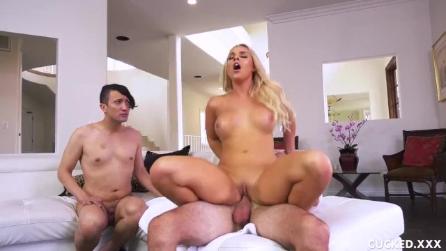 Alexis monroe gets invited to a nudist spa and loves it 3