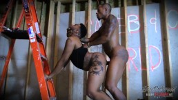 """Thick Country Ass Gets Wrecked by Big Country Dick in """"UnFinished Business"""""""