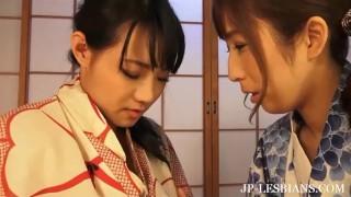 Busty Japanese lesbian milfs Teen ass