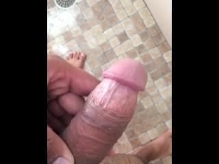 Destrozavaginas solo Latino Man masturbacion