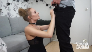 Fuck my face! - Miss Banana porno