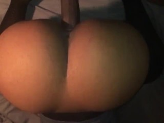 POV latina big ass