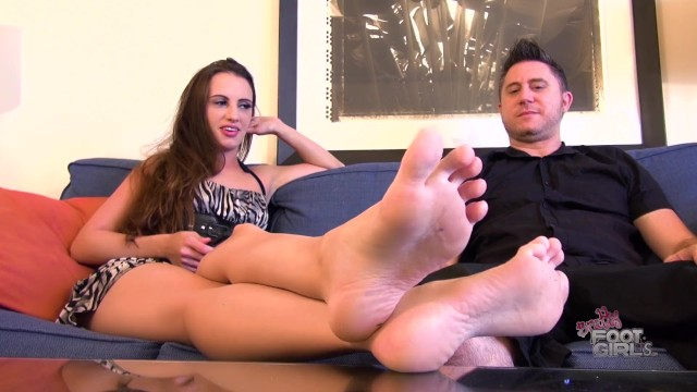 Sexy Feet Solo Masturbating Hd