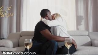 Brandi Love Takes Naughty Young Neighbor's BBC Ass petite