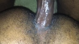 Slow stroking nice wet hole