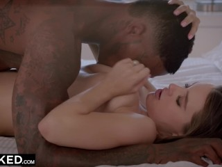 Preview 4 of BLACKED Huge BBC UP Lana Rhoades ASS