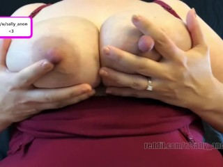 lactating big boob milf huge nipples pumps breast milk after engorgement
