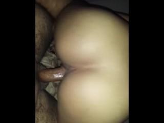 Skinny girls like big cocks