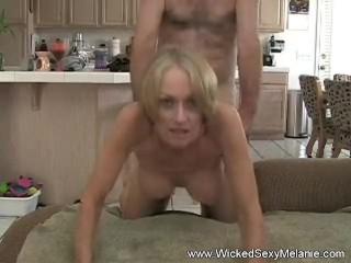 Miss reef en anal