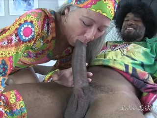 Milf and BBC Stoner with a Boner Trailer