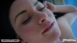 HARD FEMALE ORGASMS FROM PUSSY LICKING - CUM ON COMMAND CHALLENGE #01 Montsita pussy