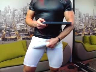 raz muscle big cock