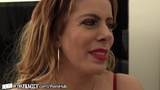 Latina Daughter Instructed to Blow Moms Boyfriend!
