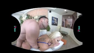 VRHush Nicolette Shea takes care of her employees