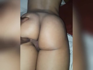 Yellow Bone With A Nice Ass
