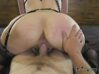 Collared, Whipped and Fucked to Orgasm - Princess Poppy