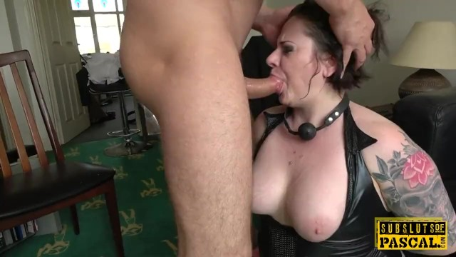 Uk dances for bbw Chubby uk pisser facefucked into submission