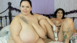 Mischievous Kitty webcam show with Daytona Hale 9-6 (I get dildoed)