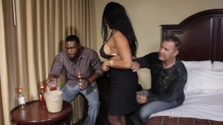 800DAD - Hot Asian Milf Squirts when Fucking Two Cocks  big tits canadian asian mom cum 69 squirting 3some shaved mother orgasm doggystyle facial asian pussy reversed cowgirl facil 1800dialadick asian milf