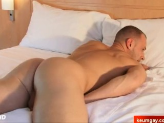Real french heteros guys'ass massage in spite of them !