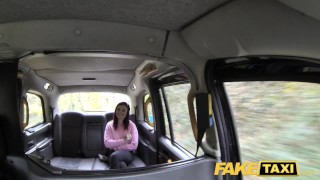 Fake Taxi American redheads tight asshole fucked by dirty driver