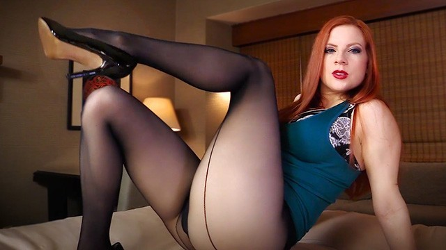 Quality Time With Stepmother -Lady Fyre Femdom Taboo -2582