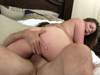 Tasha Reings Hardcore Amateur Auditions - Scene 3 Big Ass Babe Brunette Pornstar Casting