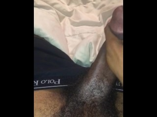 Morning jack off 1