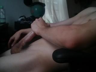 masturbating to internet porn