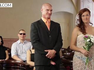 Who Are The Hottest Pornstars Czech Porn Wedding Orgy - Crazy Group Sex - Xczech.Com, Orgy Babe