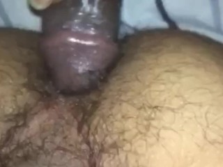 Young Indian boy take bbc