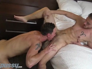 Cade Maddox fucks Luke Hudson