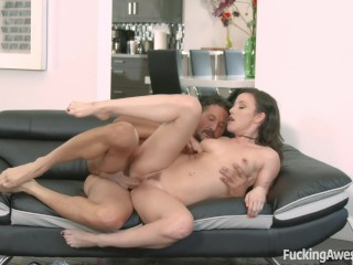 Jennifer White wants her step-dads cock
