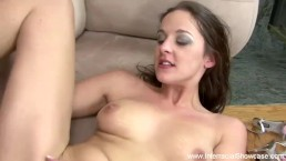 Brunette Teen First Time BBC Anal