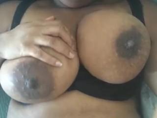 Tit rub quickie