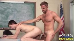 Daddy Sven Norse Fucks Twink Aaron Slate
