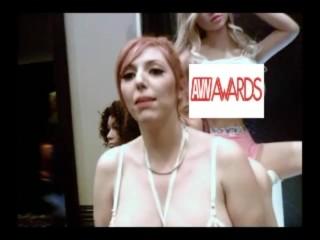 Lauren Phillips w/ Jiggy Jaguar AVN 2017 Las Vegas NV