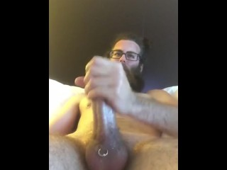 WET AND HOT DRIPPING PRECUM