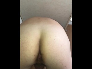 Anal squirting