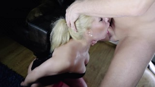 Gorgeous Kate Truu gets the best rough sex in her life