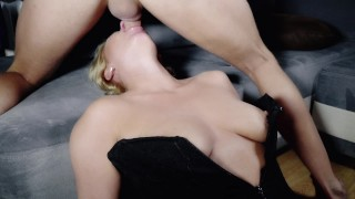 Gorgeous Kate Truu gets the best rough sex in her life Drooling bbc